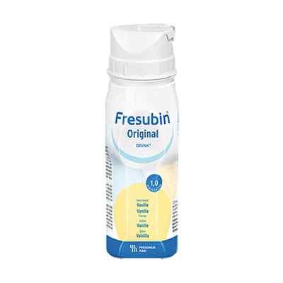 Fresubin Original Drink Vanille Trinkflasche  zamów na apo-discounter.pl