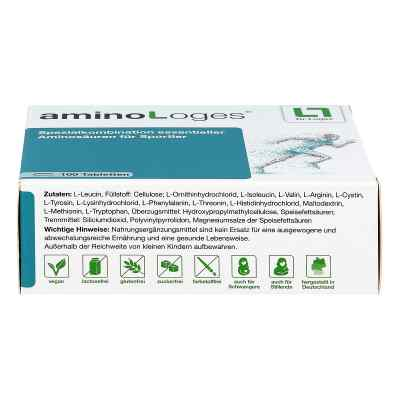 Amino Loges tabletki  zamów na apo-discounter.pl