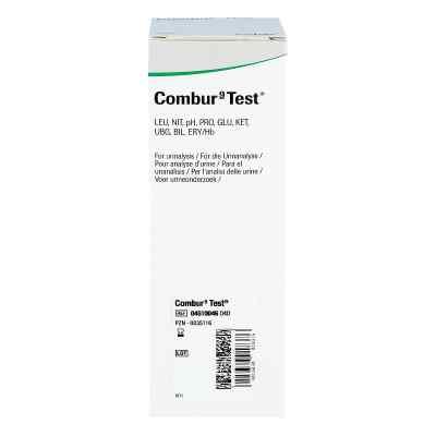 Combur 9 paski testowe do moczu