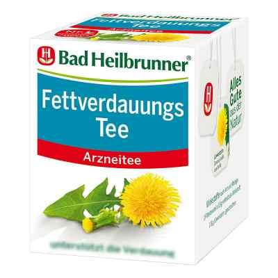Bad Heilbrunner herbata wspomagająca trawienie tłuszczy  zamów na apo-discounter.pl