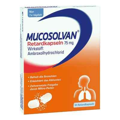 Mucosolvan Retardkapseln 75 mg  zamów na apo-discounter.pl