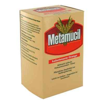Metamucil Orange kalorienarm Pulver