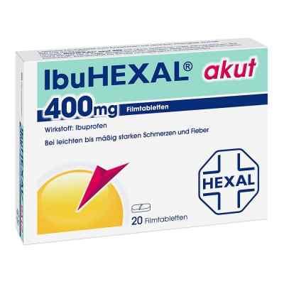 Ibuhexal akut 400 tabletki powlekane  zamów na apo-discounter.pl