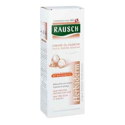 Rausch kremowy olejek pod prysznic  zamów na apo-discounter.pl