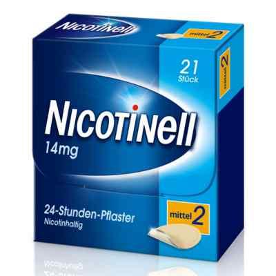 Nicotinell 35 mg 24 Stunden Pfl.transdermal  zamów na apo-discounter.pl