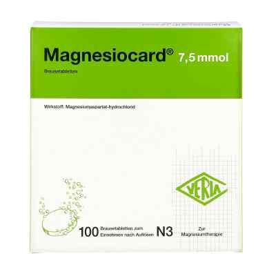 Magnesiocard 7,5 mmol Brausetabl.