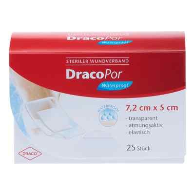 Dracopor waterproof Wundverband steril 5x7,2cm  zamów na apo-discounter.pl