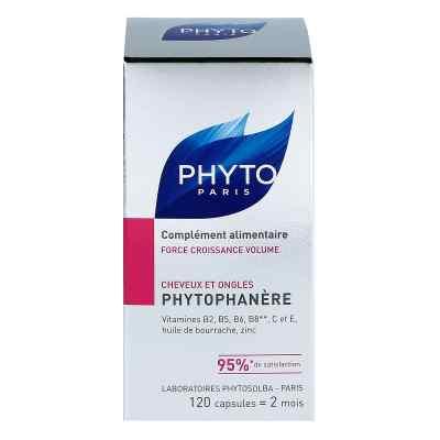 Phytophanere suplement diety dla zdrowych włosów i paznokci  zamów na apo-discounter.pl
