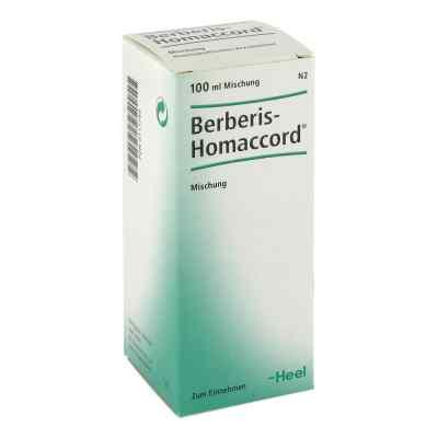 Berberis Homaccord Liquidum  zamów na apo-discounter.pl