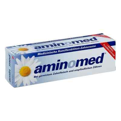 Amin O Med Fluorid rumiankowa pasta do zębów  zamów na apo-discounter.pl