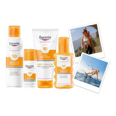 Eucerin Sun Spray przeciwsłoneczny  Lsf 30  zamów na apo-discounter.pl