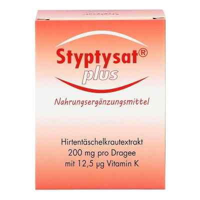 Styptysat plus Dragees  zamów na apo-discounter.pl