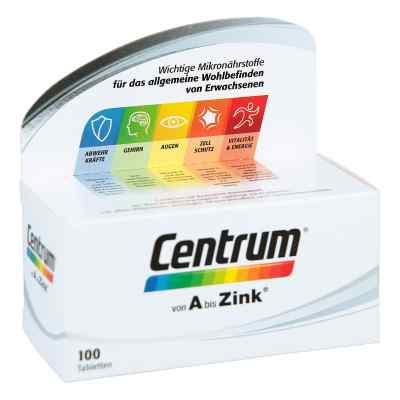 Centrum A-Zink tabletki  zamów na apo-discounter.pl