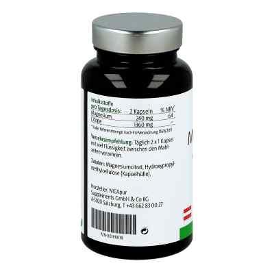 Nicapur cytrynian magnezu 120 kapsułki  zamów na apo-discounter.pl