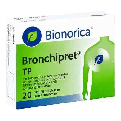 Bronchipret Tp tabletki powlekane  zamów na apo-discounter.pl