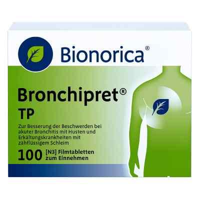 Bronchipret Tp Filmtabl.
