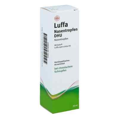 Luffa Nasenspray Dhu Dos.-spray
