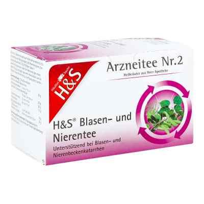 H&S herbata na pęcherz i nerki saszetki  zamów na apo-discounter.pl