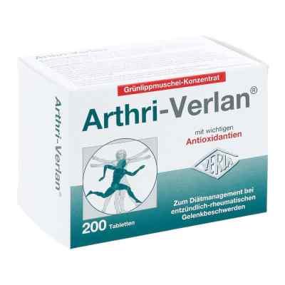 Arthri Verlan tabletki  zamów na apo-discounter.pl
