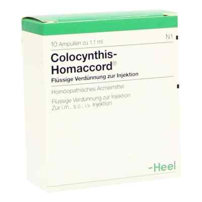 Colocynthis Homaccord ampułki  zamów na apo-discounter.pl