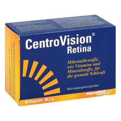 Centrovision Retina kapsułki  zamów na apo-discounter.pl