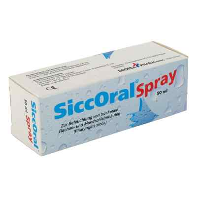 Siccoral Spray aerozol  zamów na apo-discounter.pl