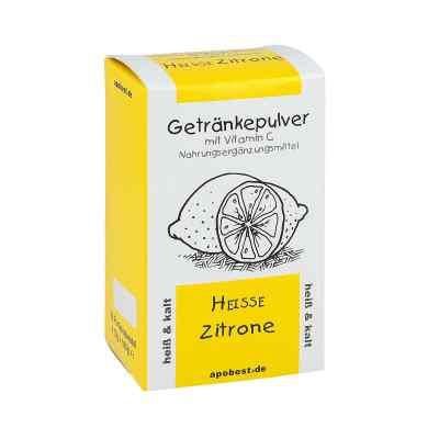 Heisse Zitrone granulat z witaminą C  zamów na apo-discounter.pl