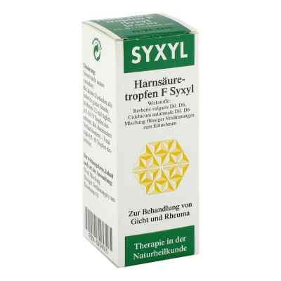 Harnsaeuretropfen F Syxyl Loesung