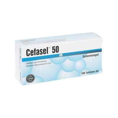 Cefasel 50 [my]g Tabl.