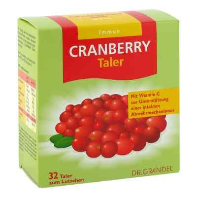 Cranberry Cerola Taler Grandel   zamów na apo-discounter.pl