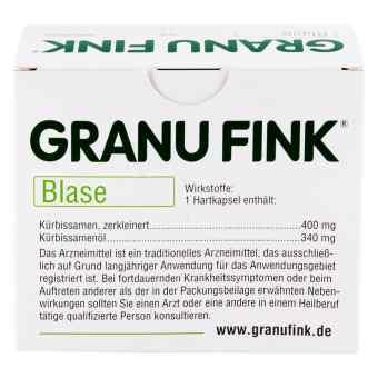 Granufink Blase kapsułki na pęcherz  zamów na apo-discounter.pl