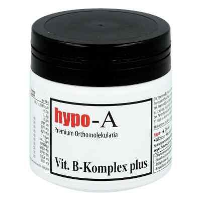 Hypo A Vitamin B Komplex Plus zestaw witamin w kapsułkach  zamów na apo-discounter.pl