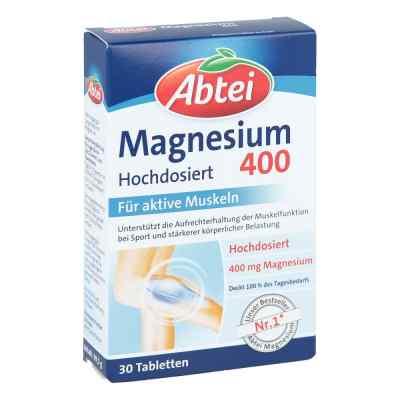 Abtei Magnesium 400 tabletki  zamów na apo-discounter.pl