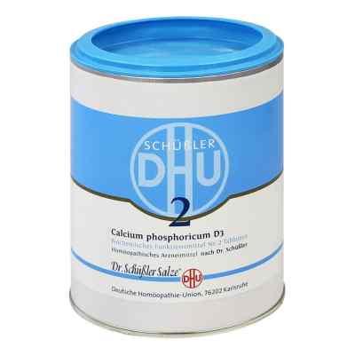 Biochemie Dhu 2 Calcium phosphor.D 3 Tabl.  zamów na apo-discounter.pl