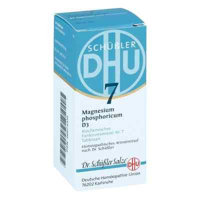 Biochemie Dhu 7 Magnesium phos.D 3 Tabl.  zamów na apo-discounter.pl