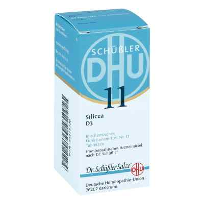 Biochemie Dhu 11 Silicea D 3 Tabl.  zamów na apo-discounter.pl