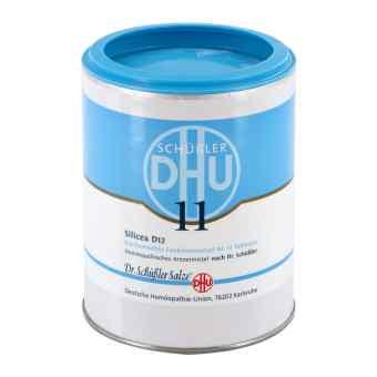 Biochemie DHU sól Nr 11 Krzemionka D12, tabletki  zamów na apo-discounter.pl