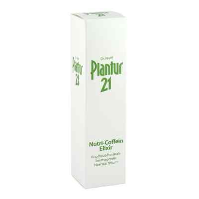 Plantur 21 Nutri Eliksir kofeinowy