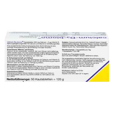Calcium D3 biomo 500+d tabletki do żucia  zamów na apo-discounter.pl