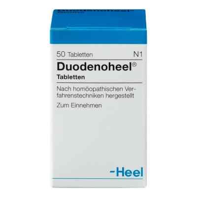 Heel Duodenoheel tabletki   zamów na apo-discounter.pl