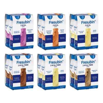 Fresubin 2 Kcal Drink Mischkarton Trinkflasche