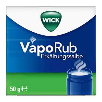 Wick Vapo Rub maść 50 g