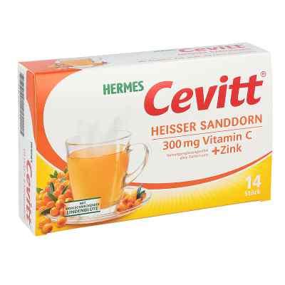 Hermes Cevitt Heisser granulat z rokitnikiem