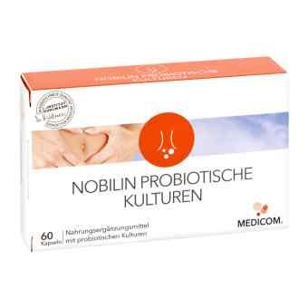 Nobilin Probiotische Kulturen Kapseln