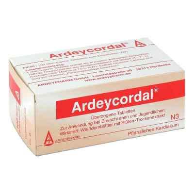 Ardeycordal Tabl.ueberzogen  zamów na apo-discounter.pl