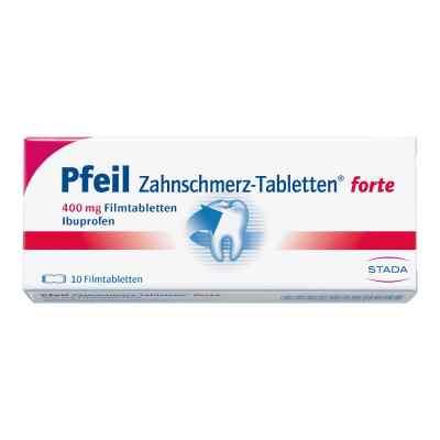 Pfeil Zahnschmerz Filmtabletten forte  zamów na apo-discounter.pl