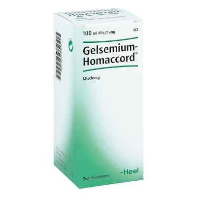 Gelsemium Homaccord w kroplach  zamów na apo-discounter.pl