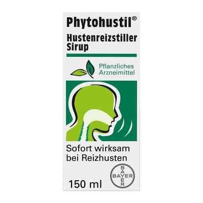 Phytohustil syrop łagodzący drażliwy kaszel  zamów na apo-discounter.pl