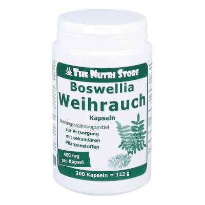 Weihrauch Boswellia serrata 400 mg kapsułki  zamów na apo-discounter.pl
