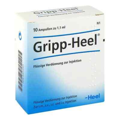 Gripp-heel Amp.
